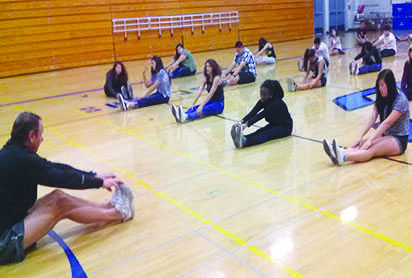 Students surprised by changes in P.E. requirements
