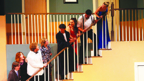 'Rumors' brings laughter and suspense to BC theatre