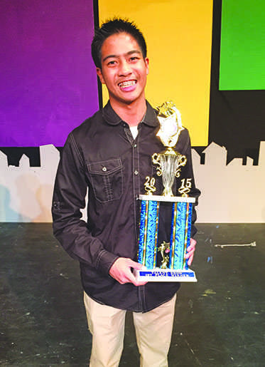 Talent shows support local fundraising causes