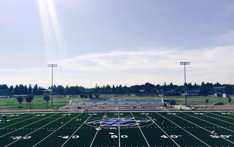 Let's play ball! New turf field ready for action