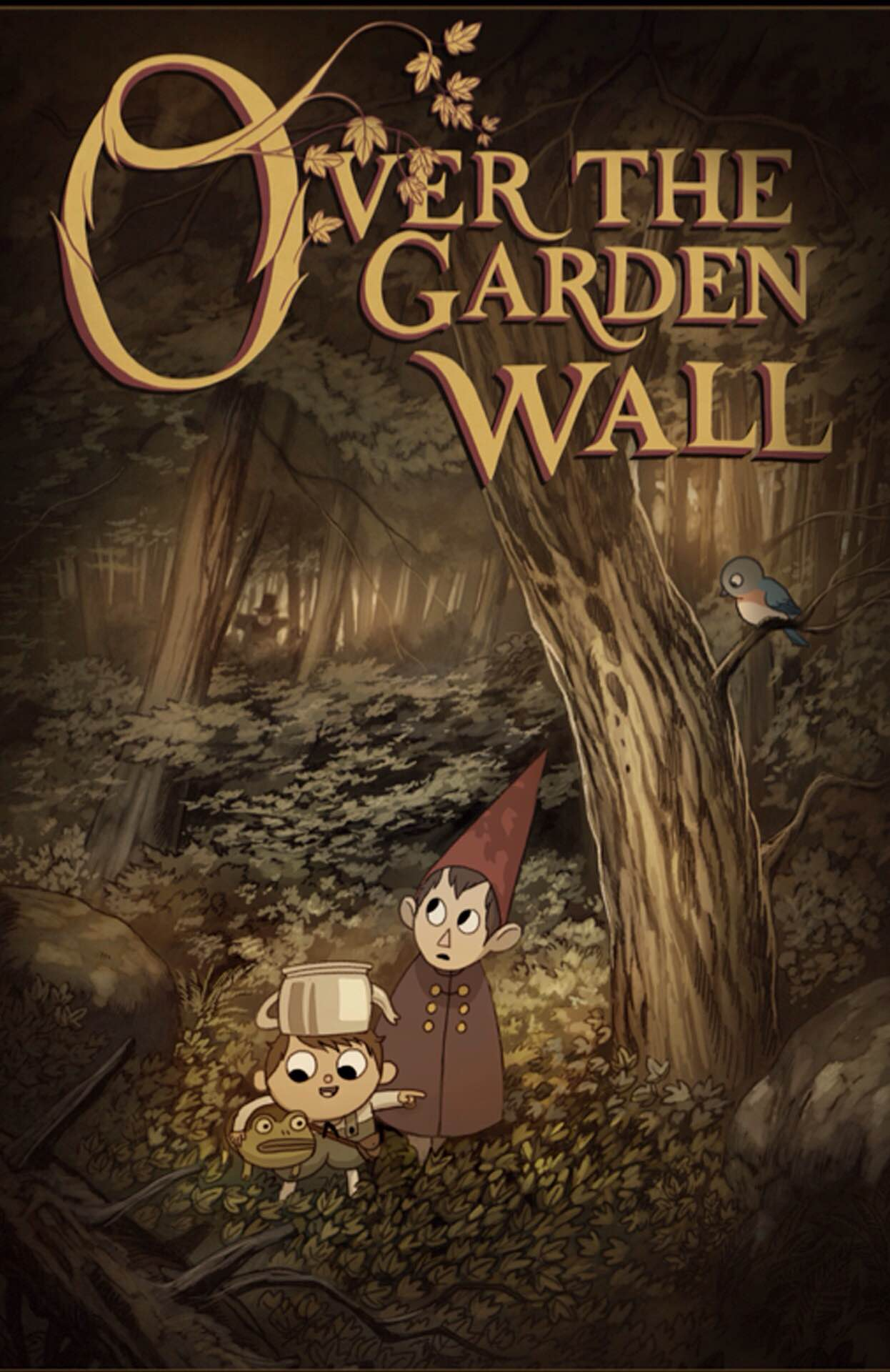 Review Over The Garden Wall The Bruin Voice