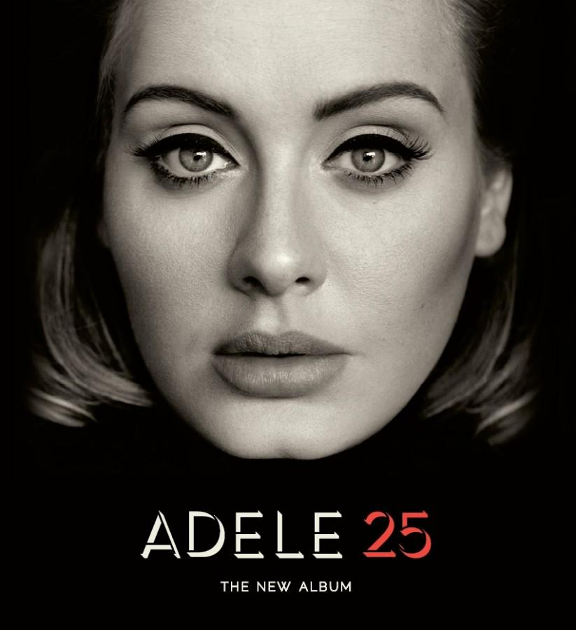 Adele+ends+four-year+hiatus+with+release+of+album+%2225%22