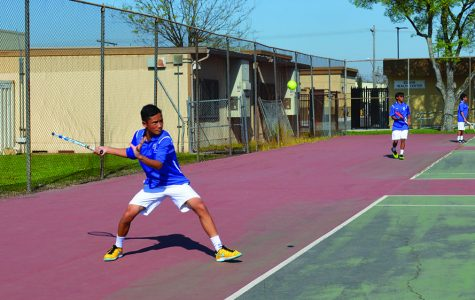 Tennis and badminton struggle for respect