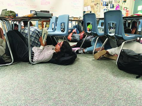 Admin, staff struggle to implement lockdown protocol